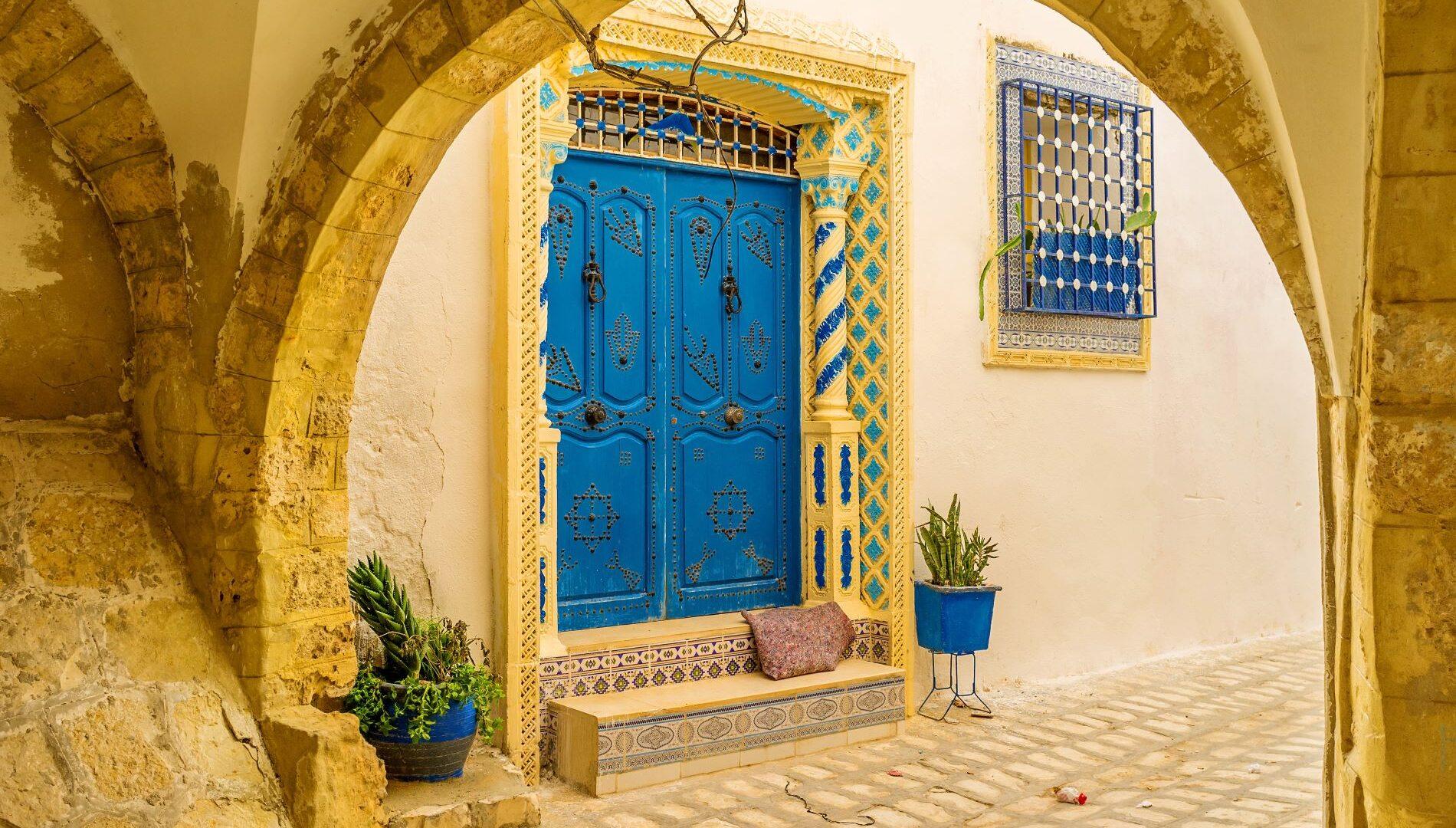 pensione in tunisia