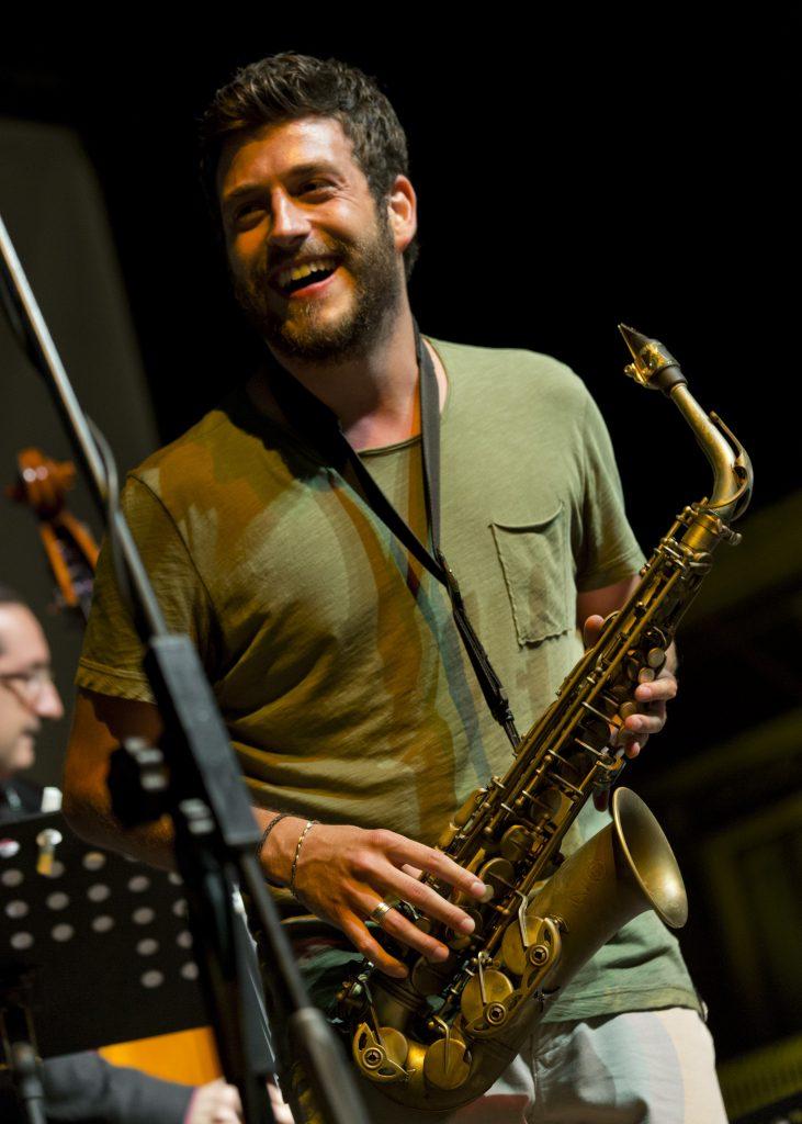Francesco Cafiso, da bambino prodigio a sassofonista internazionale