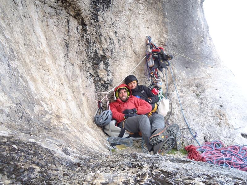 silvia e stefano patagonia