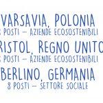 Il progetto di mobilità transnazionale Green Europe