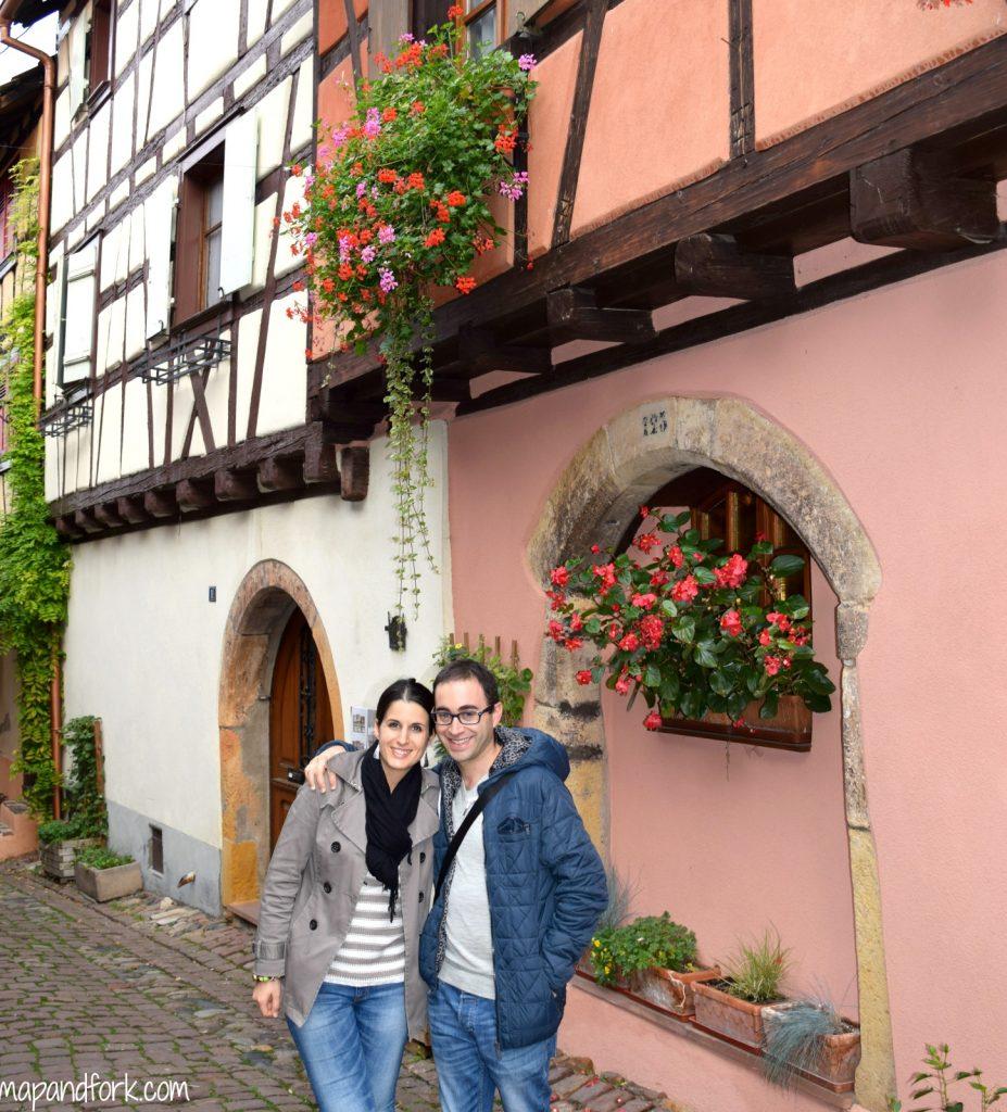 Andrea & Adeline e il loro blog Map & Fork