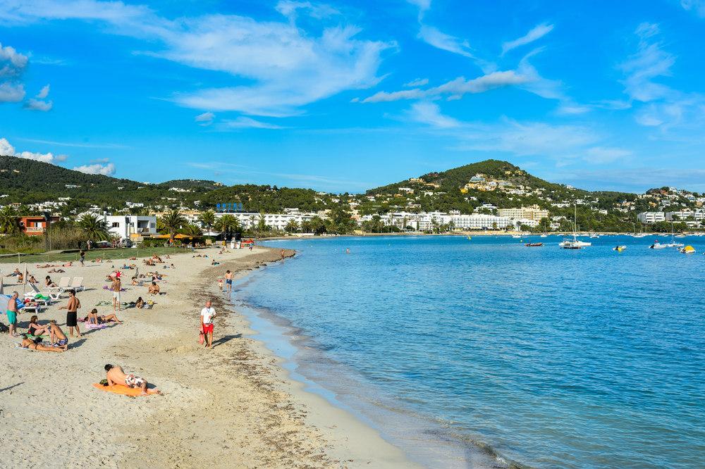 top 10 spiagge ibiza