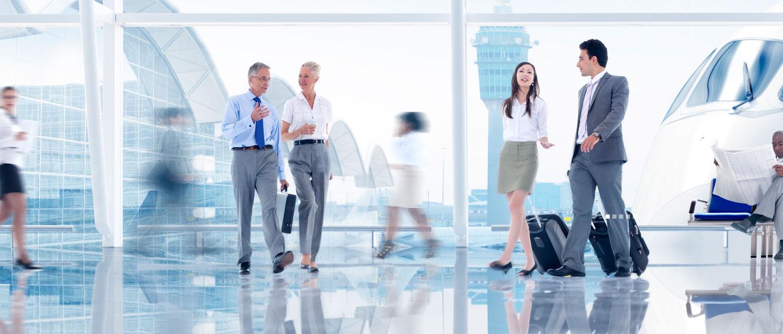 sguardo sugli expat per lavoro