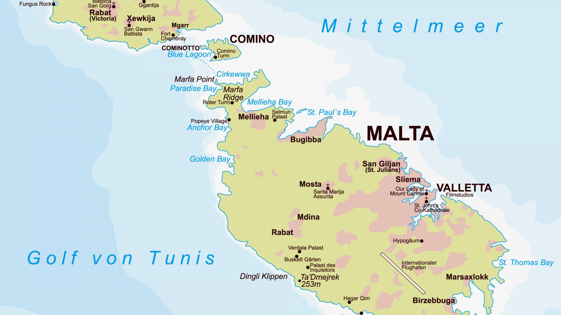 Perchè trasferirsi a Gozo (Isole di Malta)
