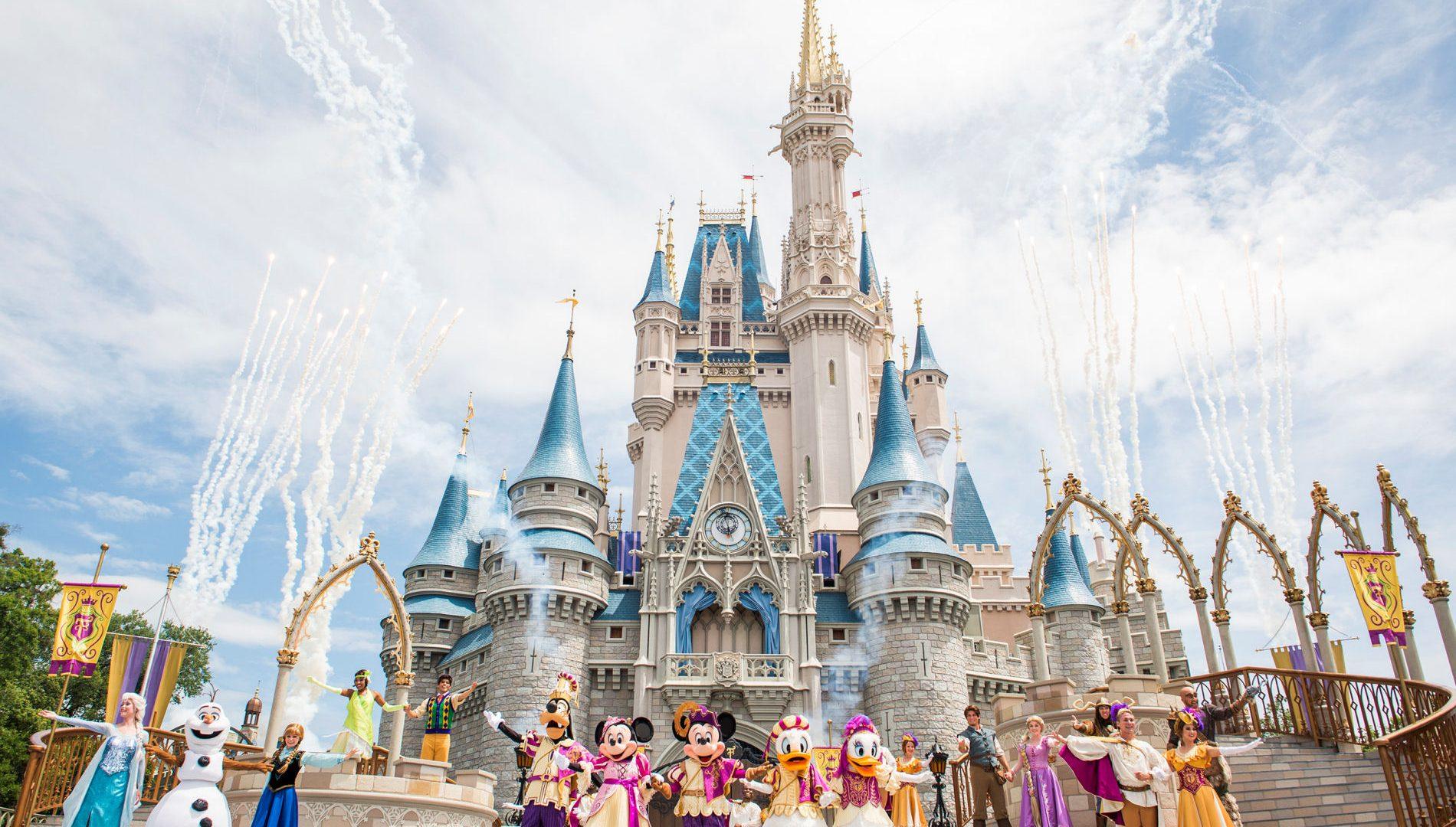 """Un lavoro da """"favola"""", Disney World in Florida"""