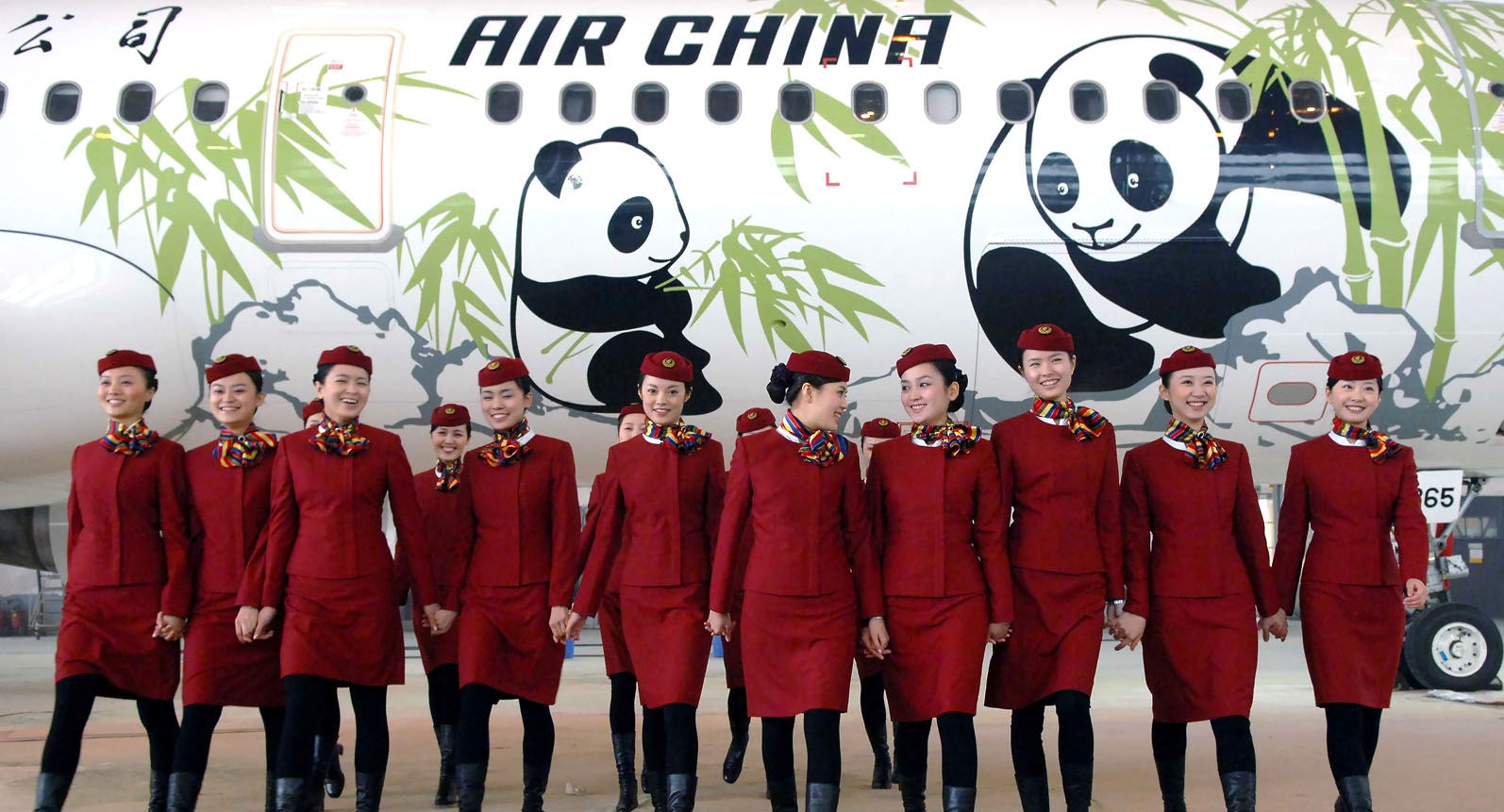 lavorare per air china