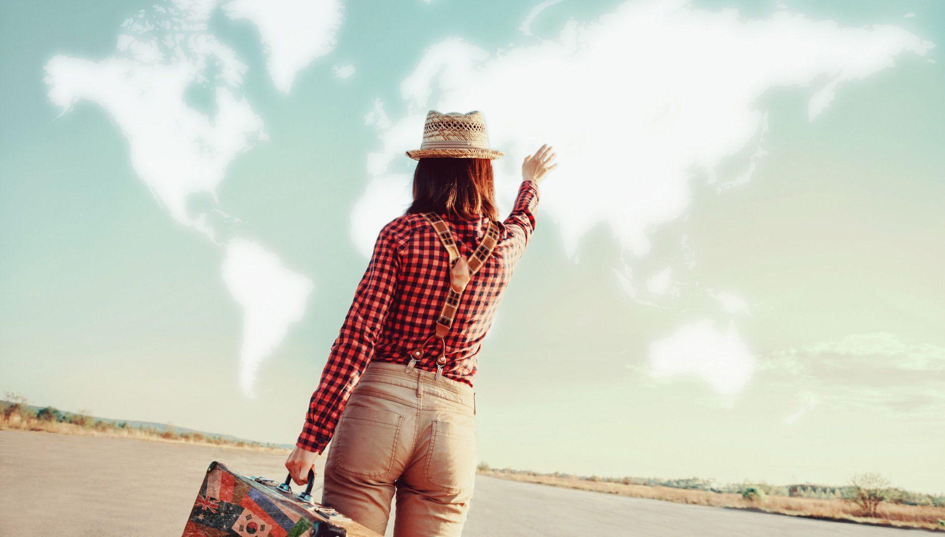 luigia viaggiare