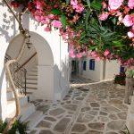 in pensione in Grecia