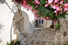 Pensionati in Grecia