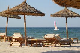 in pensione in Tunsia