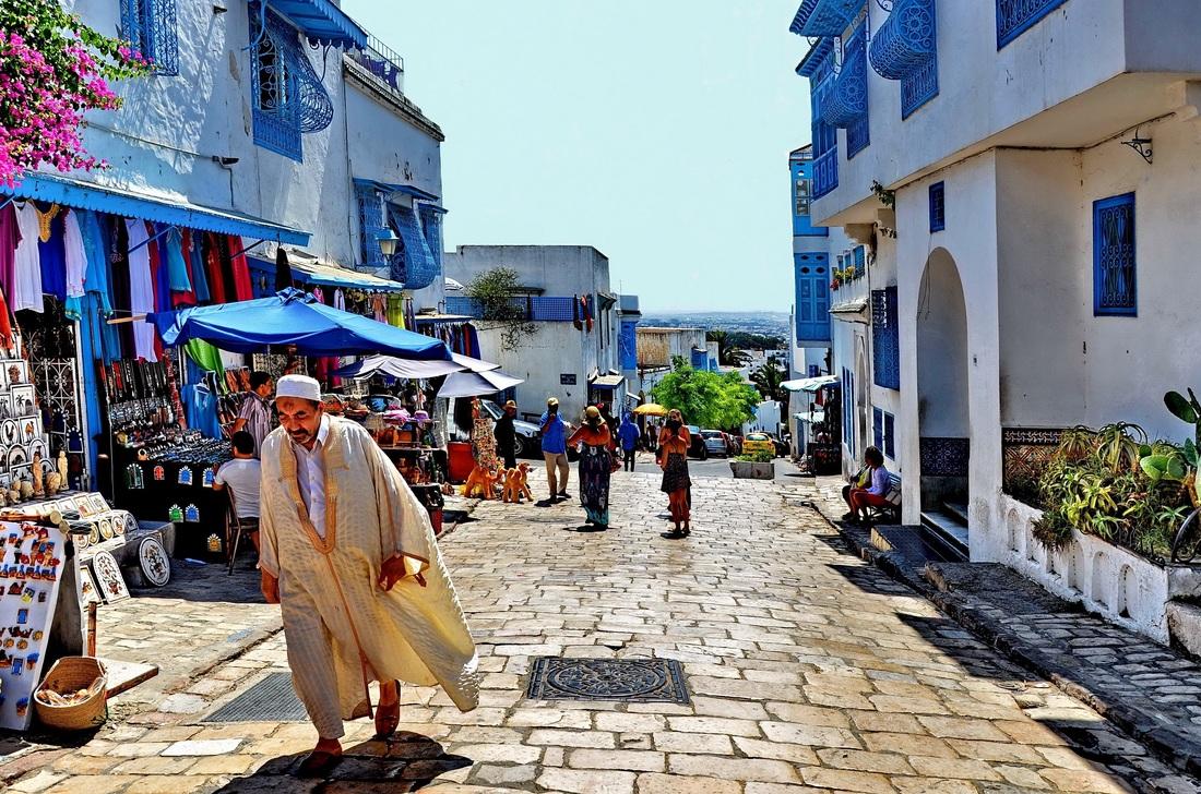 pensione tunisia