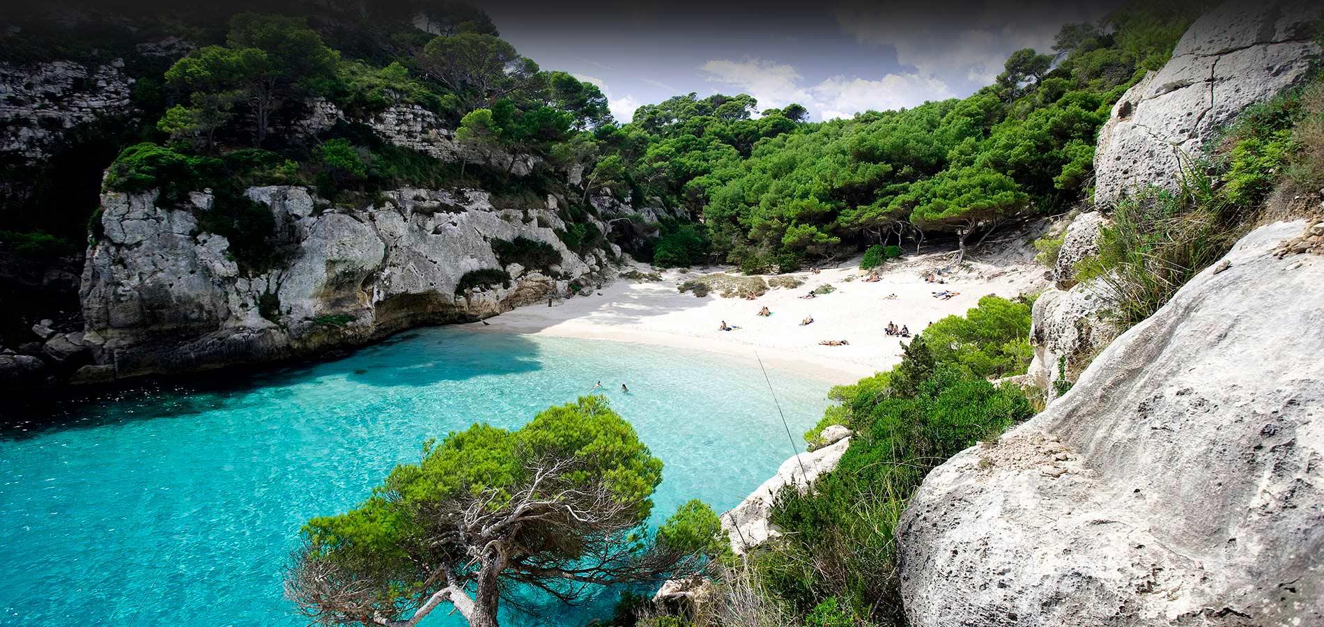 Le spiagge di Minorca: il Caribe nel Mediterraneo