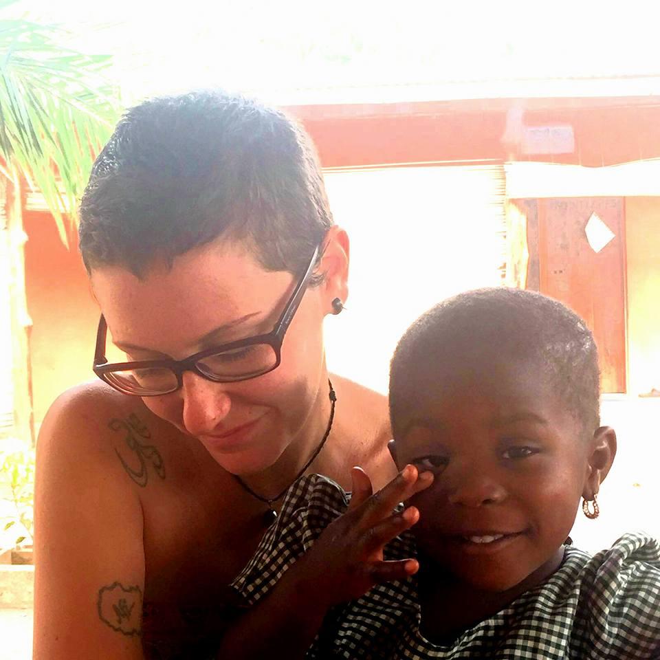 Volontariato: Susanna Salerno e la sua scuola materna in Togo