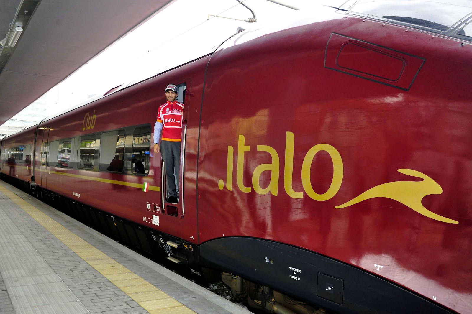 Italo treni alla ricerca di personale: