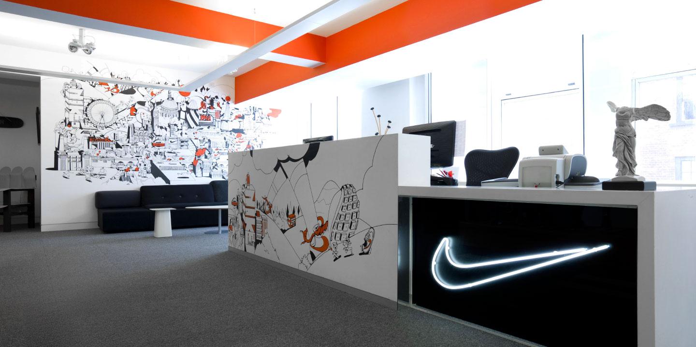 un anno alla Nike nel settore marketing