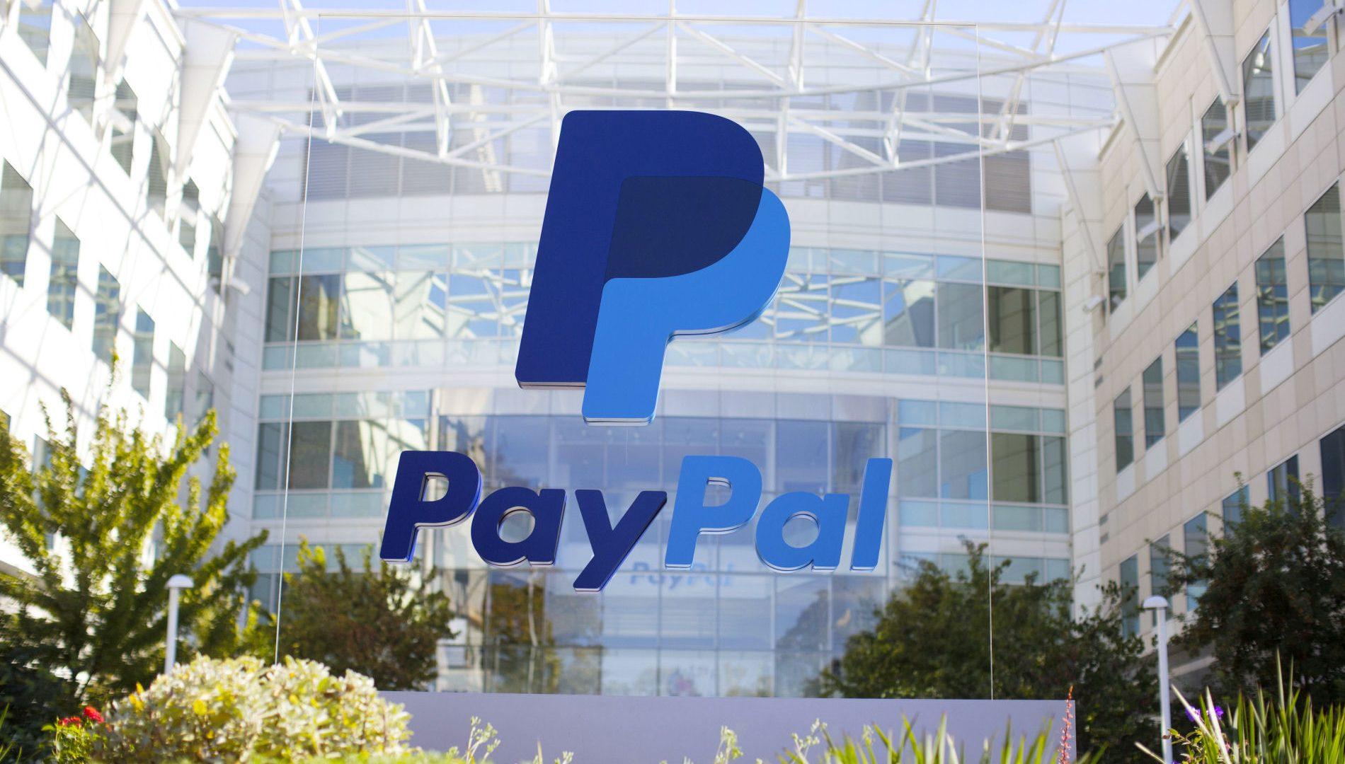 lavorare per paypal