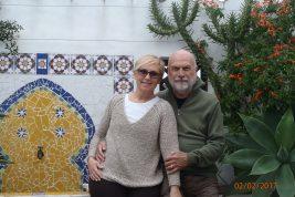 Monica e Claudio: la nostra vita da pensionati in un tranquillo paesino dell'Algarve (Portogallo)