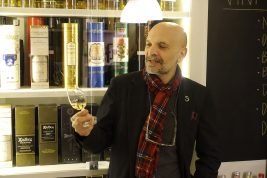 Pino Perrone Spirit of Scotland Rome Whisky Festival