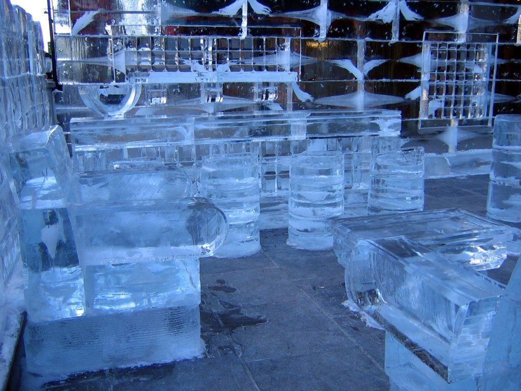 vacanze nel ghiaccio