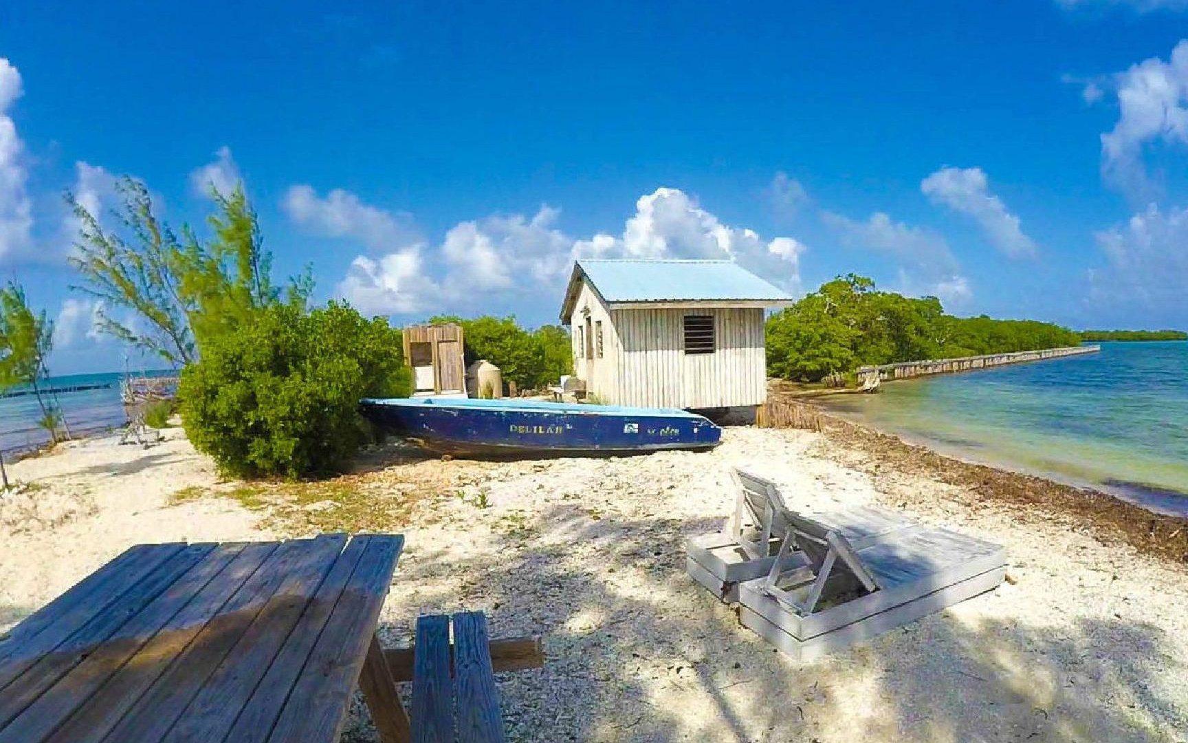Un paradiso tropicale in vendita: isola dei Caraibi all'asta su eBay