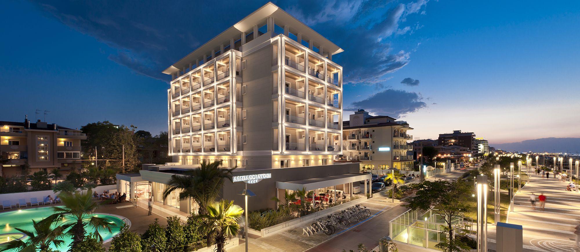 Hotel Rimini X Bambini