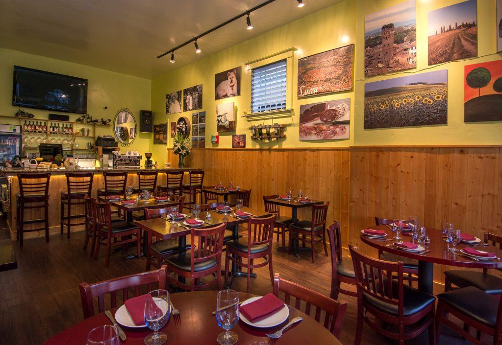 ristorante Baonecci san francisco