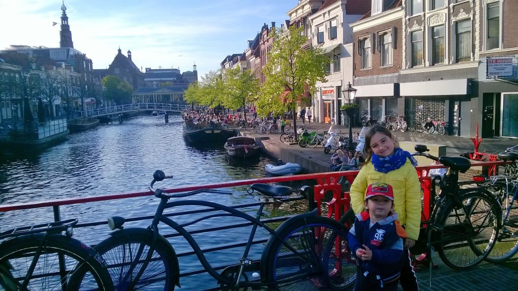 una nuova vita in olanda