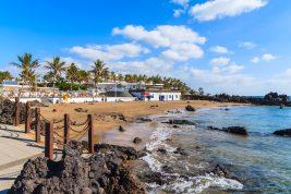 Me ne vado in pensione a Lanzarote