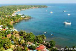 in pensione in Nicaragua