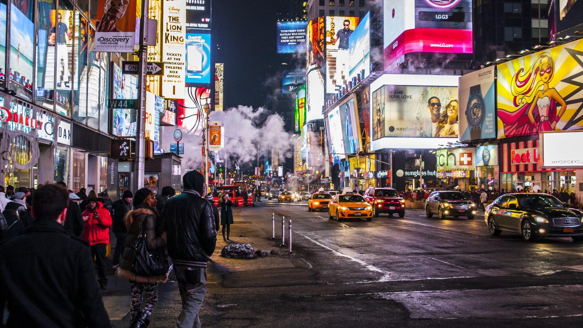 new york city per luciano