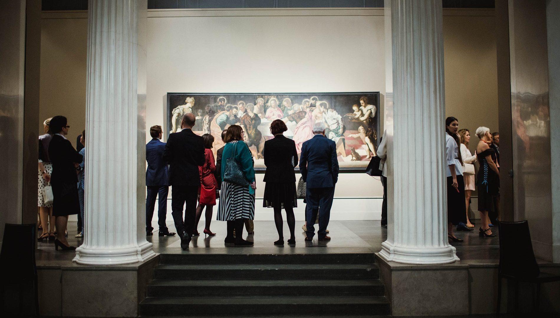 Tiziano, Tintoretto, Veronese Museo Puškin di Mosca