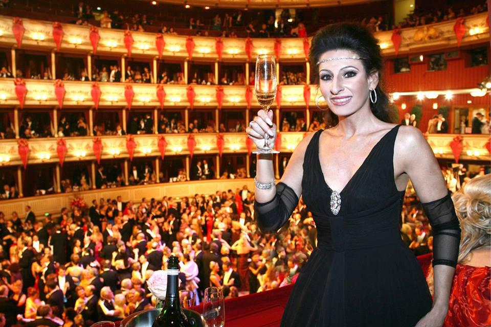Lucia Aliberti, soprano italiano di fama internazionale