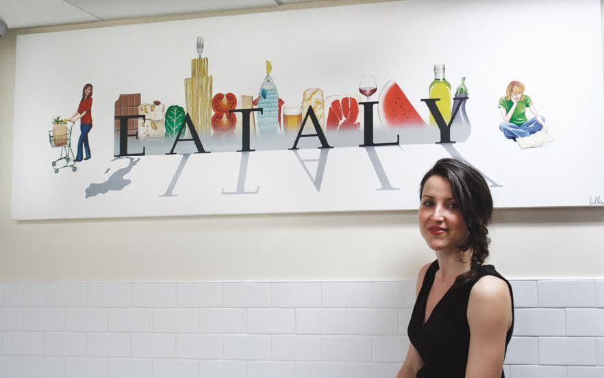 Cristina Boero Baroncelli, in arte Tilla