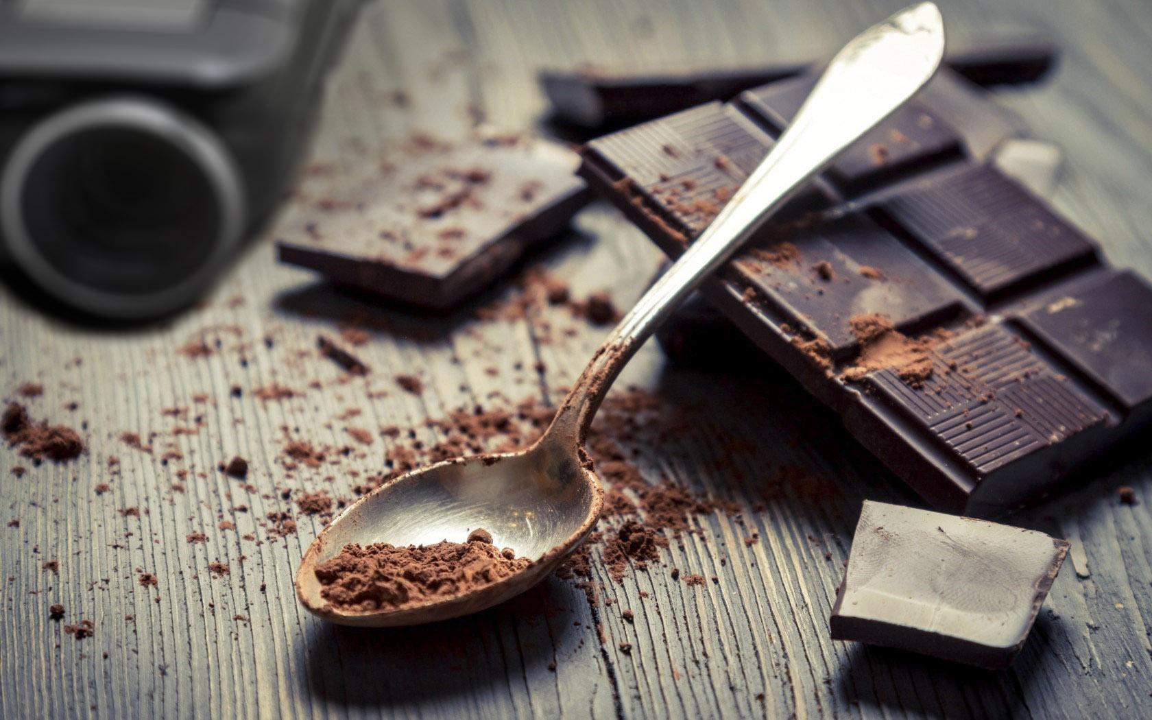 lavoro nel cioccolato
