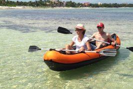 Il ritmo lento dei Caraibi: Barbara molla tutto e apre un residence a Tulum (Messico)