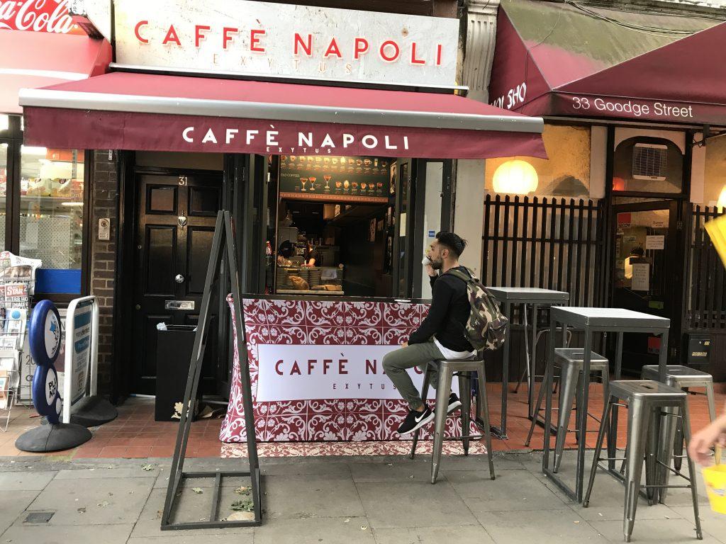 Il caffè napoletano alla conquista degli inglesi: ecco dove gustare il migliore espresso di Londra