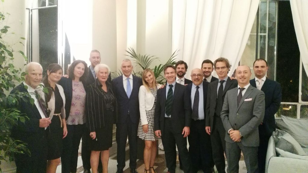 Intervista con Pietro Mariani, presidente del Com.It.Es. Di Madrid