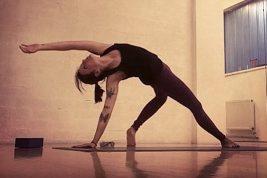 Insegnare Yoga Inghilterra: Dalila