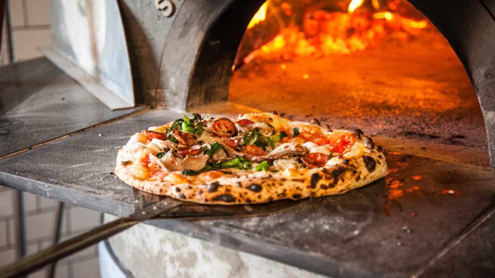 Assaggiatori di pizza: il lavoro dei sogni è in Inghilterra