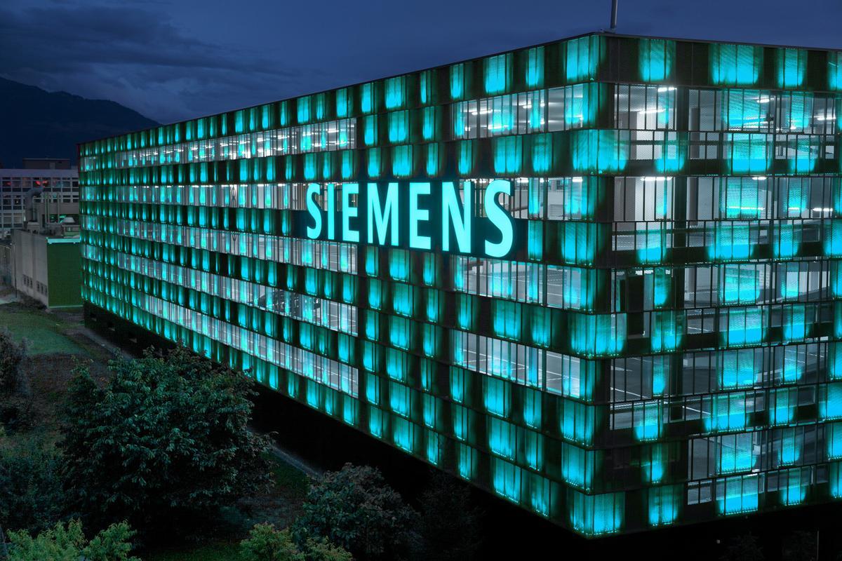Lavorare alla Siemens