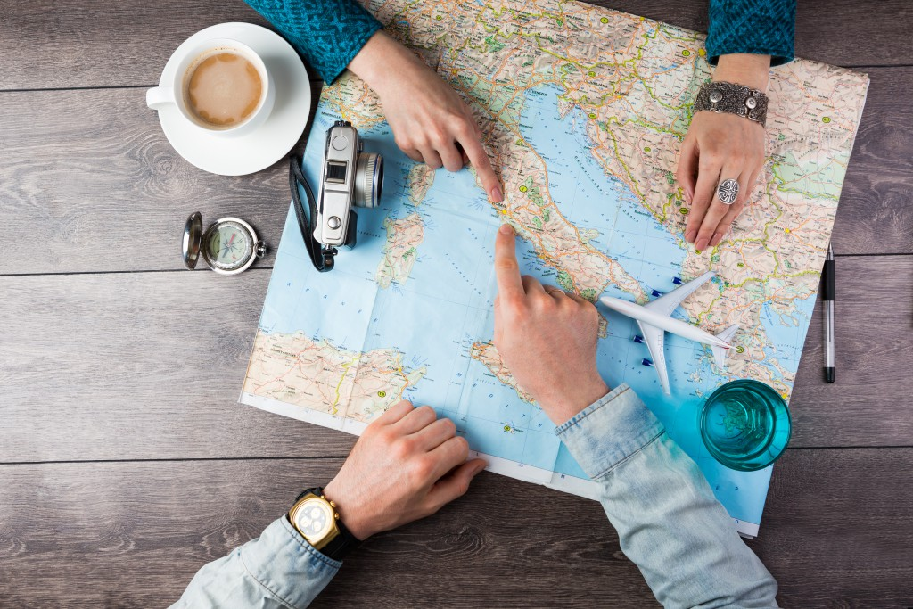 Tendenze nel settore dei viaggi
