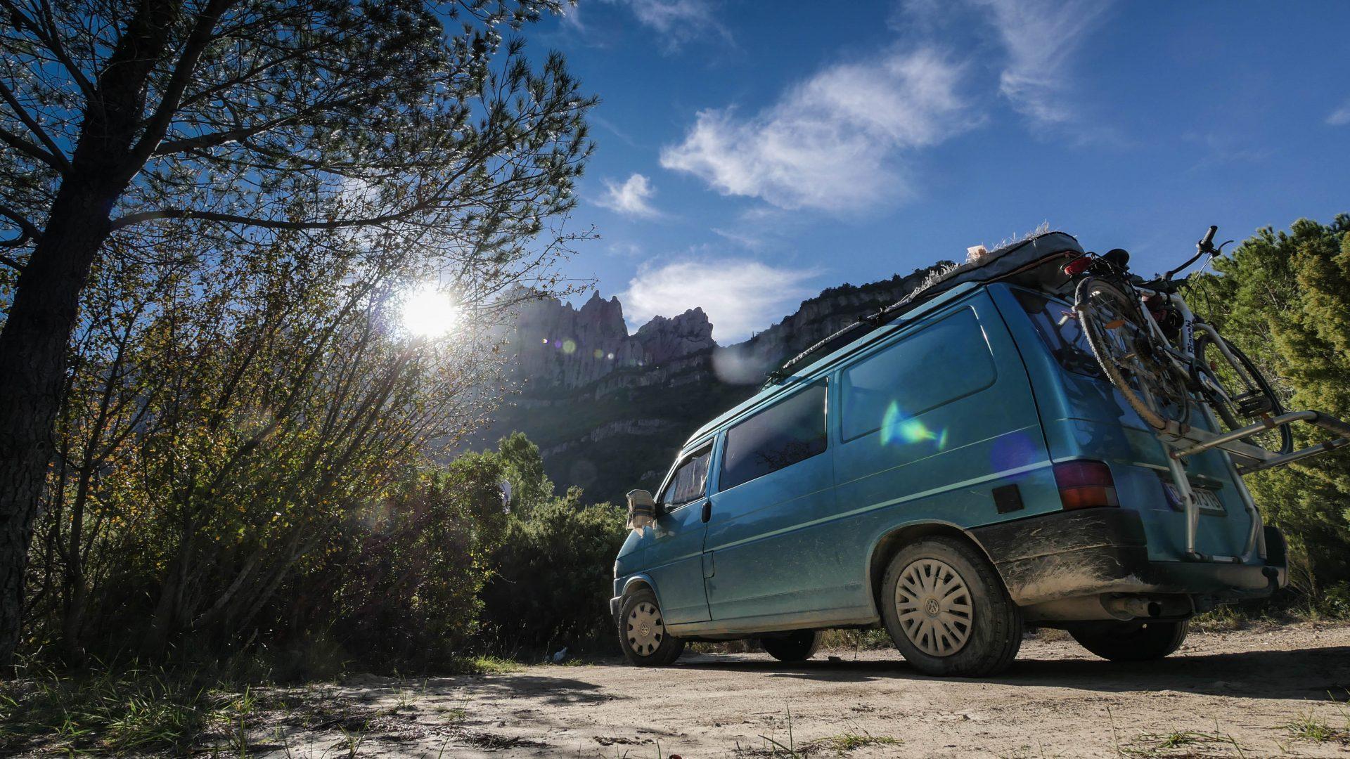 Vanlife: la libertà di vivere (e viaggiare) in un furgone