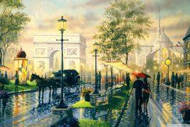 Trasferirsi a Parigi per amore