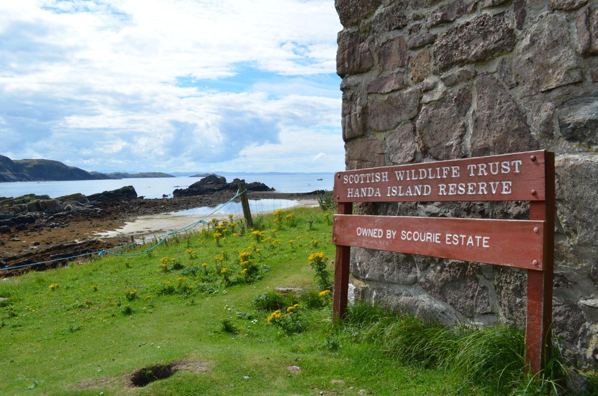 Handa Island: AAA cercasi guardiano per una remota (e deserta) isola scozzese