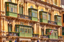 Lavorare a Malta