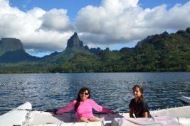 Marina: italiani che vivono e lavorano in Polinesia