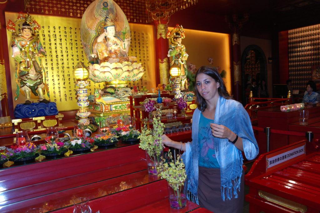 Donne che viaggiano da sole: Loredana Cinelli