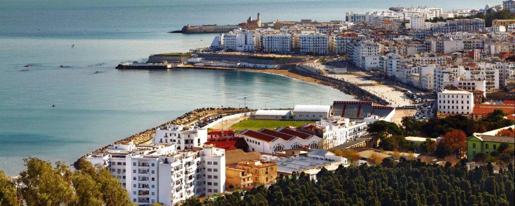 capitale algeria algeri