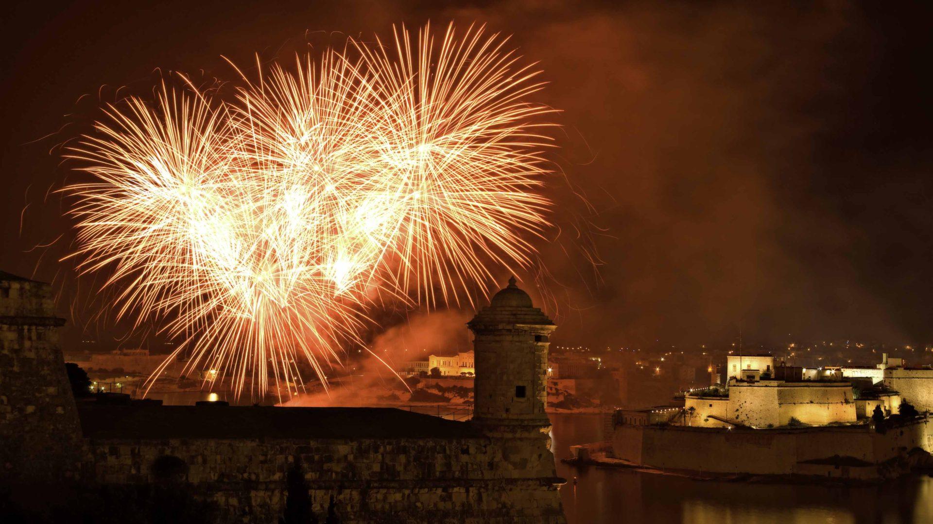 Capodanno a Malta: musica e tanto sano divertimento per festeggiare alla grande