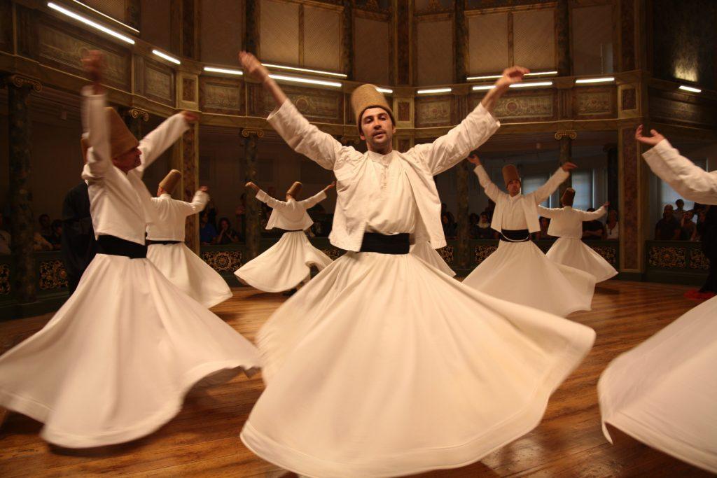 danza dei dervishi